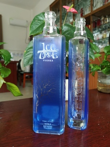 冰杉伏特加 ICE VODKA BOTTLE